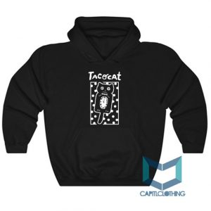 Sleepy Cat Tatocat Band Hoodie On Sale