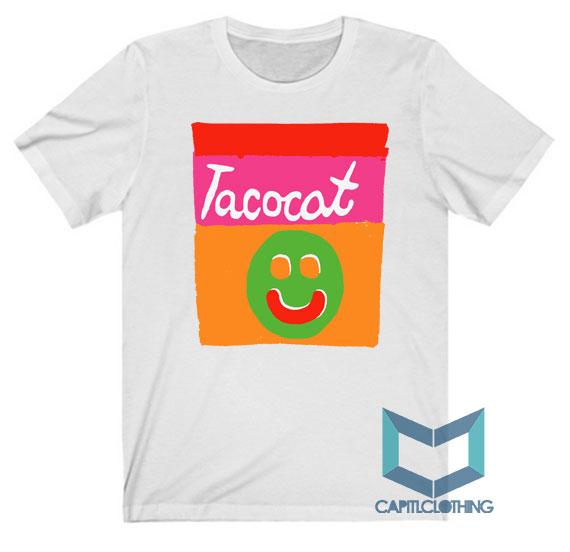 Tatocat Band Smile Striped Tee On Sale