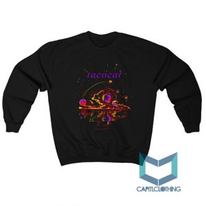 Space Design Tatocat Band Sweatshirt On Sale