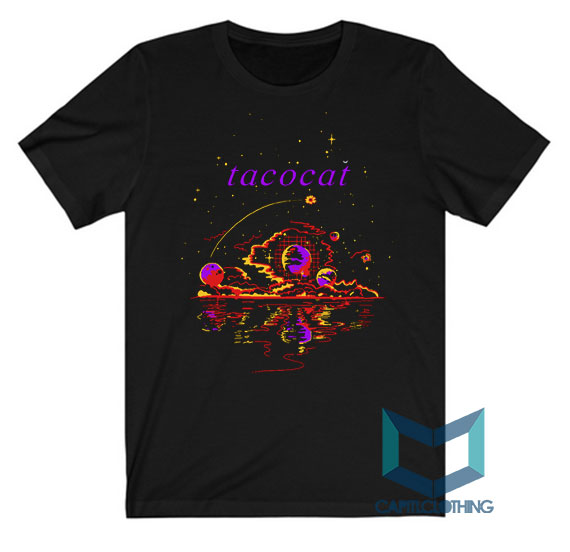Space Design Tatocat Band Tee On Sale