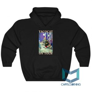 Buy Tatocat Band The Crofood On Tour Hoodie