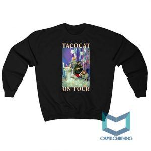 Buy Tatocat Band The Crofood On Tour Sweatshirt