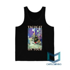 Buy Tatocat Band The Crofood On Tour Tank Top