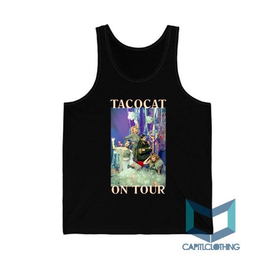 Buy Tatocat Band The Crofood On Tour Tank Top