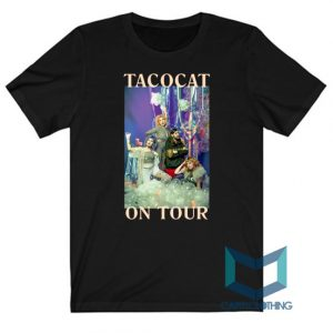 Buy Tatocat Band The Crofood On Tour Tee