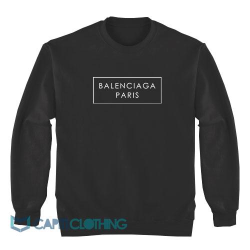 Famous Brand in Paris Sweatshirt