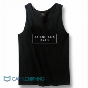 Famous Brand in Paris Tank Top