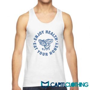 Enjoy Health Eat Your Honey Tank Top