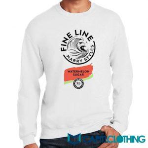 Harry Styles Fine Line Watermelon Sugar Sweatshirt