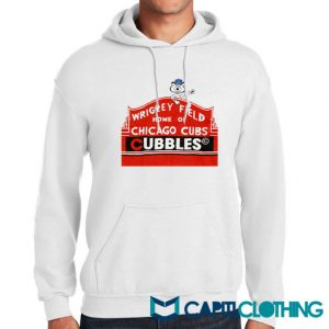 Harry Styles Wrigley Field Chicago Cubs Hoodie