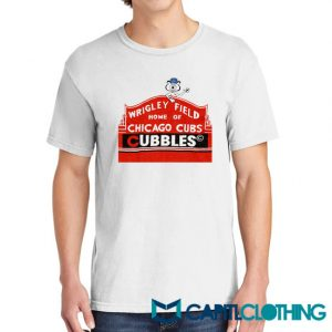 Harry Styles Wrigley Field Chicago Cubs Tee