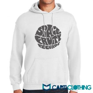 Harry Styles Space Fruity Records Hoodie