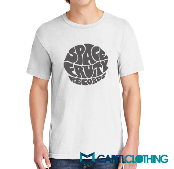 Harry Styles Space Fruity Records Tee