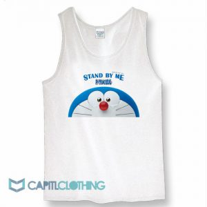 Stand By Me Doraemon New Movie Tank Top