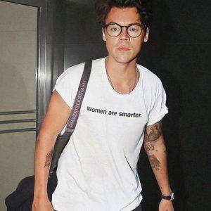 Harry Styles Women Are Smarter Tee