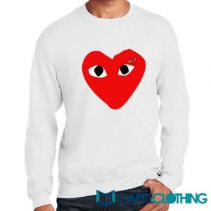 Comme Des Garcons Sweatshirt