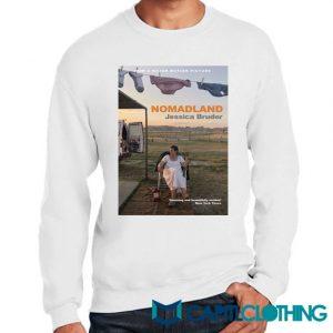 Nomadland Jessica Bruder Sweatshirt