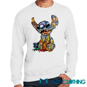 Disney Lilo And Stitch Sweatshirt