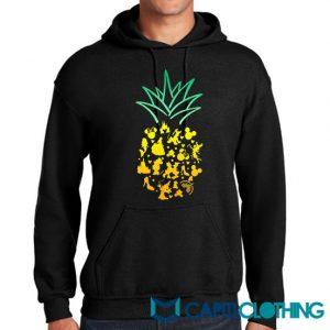 Disney Pineapple Hoodie