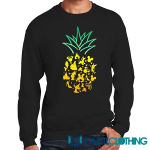 Disney Pineapple Sweatshirt