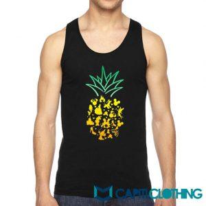 Disney Pineapple Tank Top