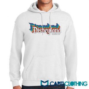 Vintage Disneyland Resort Hoodie
