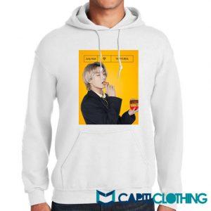 Jung Kook BTS X McDonalds The BTS Meal Hoodie