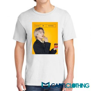 Jung Kook BTS X McDonalds The BTS Meal Tee
