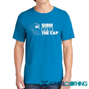 18 Million Over The Cap Tampa Bay Tee