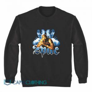 2 Pac Shakur 01 Sweatshirt