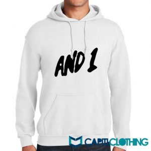 And 1 Friends Hoodie