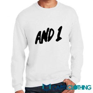 And 1 Friends Sweatshirt