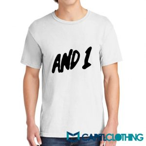 And 1 Friends Tee
