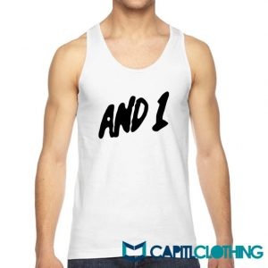 And 1 Friends Tank Top