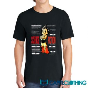 Astro Boy Science Fiction Tee
