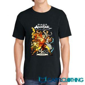 Avatar The Last Airbender Tee