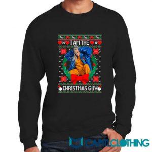 Billie Eilish Funny Ugly Christmas Sweatshirt