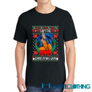 Billie Eilish Funny Ugly Christmas Tee