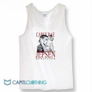 Carly Rae Jepsen Dedicated Tank Top