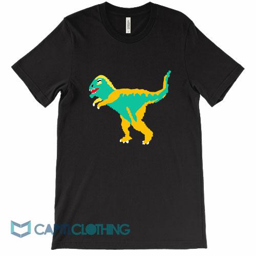 Dinosaur Graphic Tee