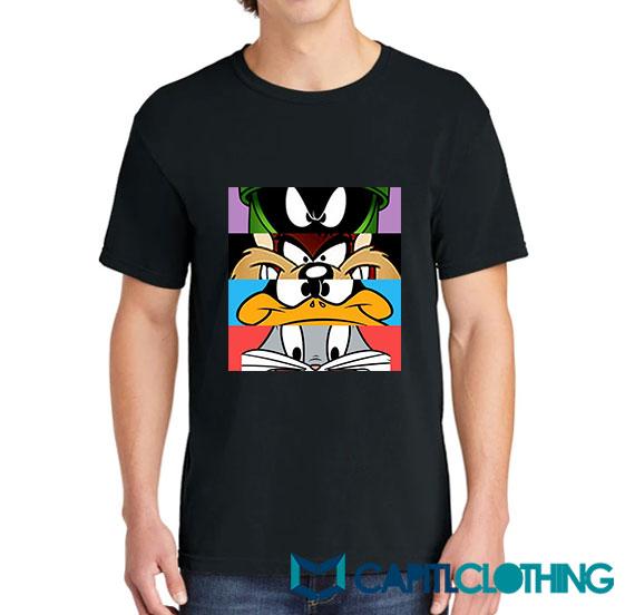 Looney Tunes Characters Tee