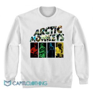 Arctic Monkeys Sweatshirt