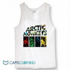 Arctic Monkeys Tank Top