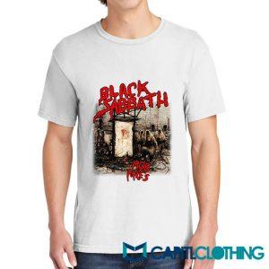 Black Sabbath Mob Rules Tee