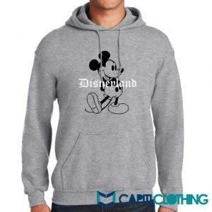 Disneyland Mickey Mouse Hoodie