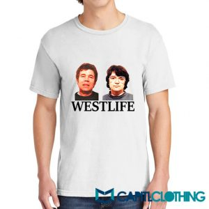 Fred And Rose Westlife Tee