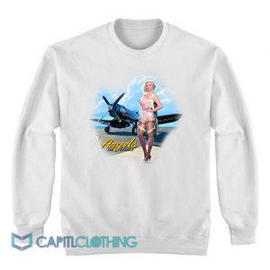 American Beauties Angels F4U Corsair Sweatshirt